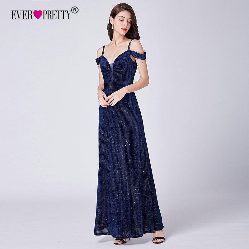 Robe De Soiree 2018 Ever Pretty Womens Elegant Mermaid Cold