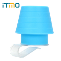 ITimo Home Decors 3 Colors Atmosphere Lamp Mobile Phone Lamp Silicone Night Light Novelty Nighting