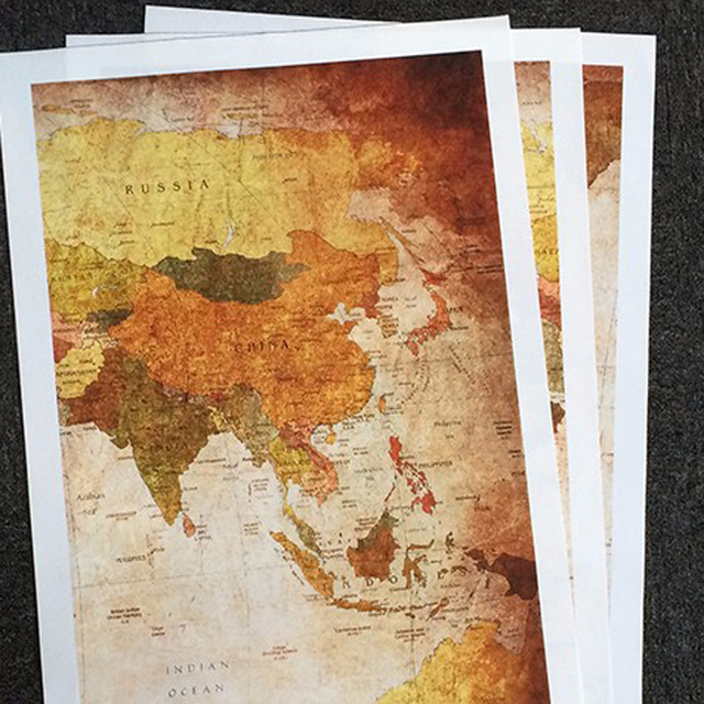 3 panels fabric canvas paintings of world map wall art printer 3 panels fabric canvas paintings of world map wall art printer picture without frame of sofa gumiabroncs Images