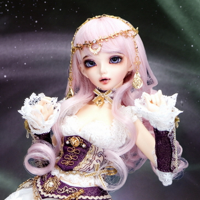 Fairyland Minifee Chloe BJD 인형 1/4 풀세트 옵션 Fashion Cuddly Dolls 수액 인형 장난감 소녀 용 Best Luts Doll Chateau
