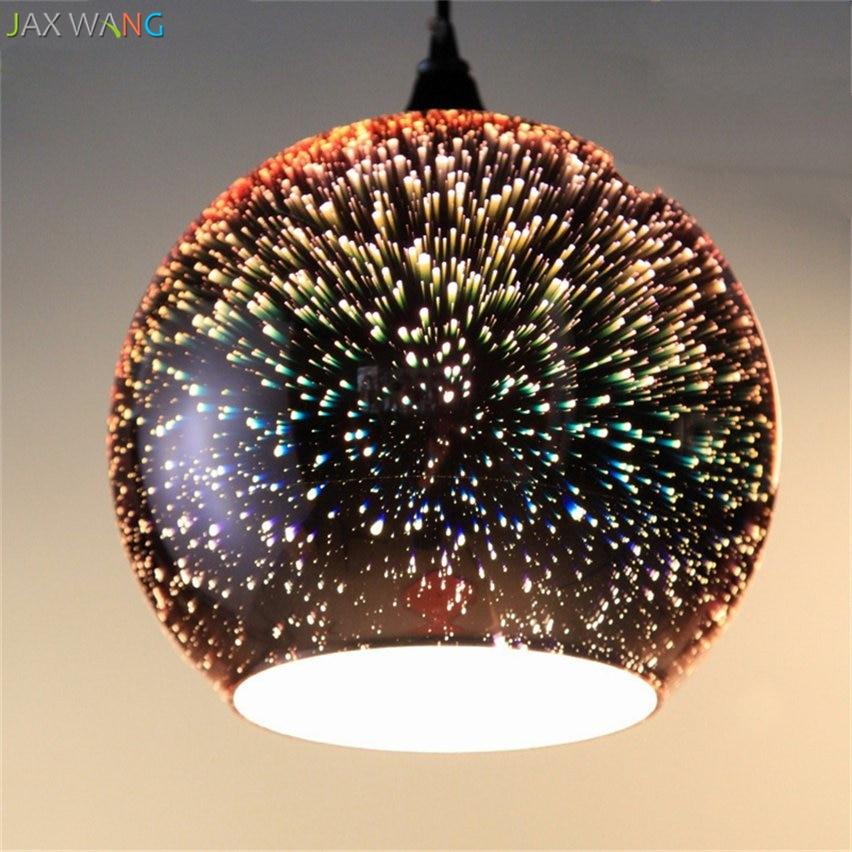 Jax Post Modern Clic Design Led Lamp Pendant Light