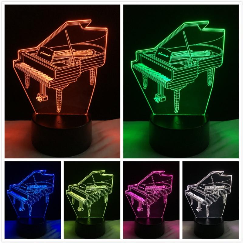 Luzes da Noite decoração músico elegante noite luzes Quality : Top Quality