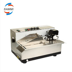 High Speed MY-380 Automatic Solid Ink Roll Code Printing Machine For Paper,Card,Label
