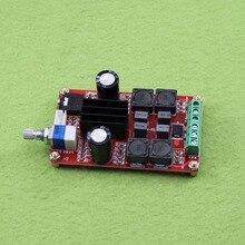 2*50 W tablero del amplificador TPA3116D2 digital de dos canales tablero del amplificador estéreo
