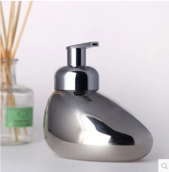 Exports Of 304 Stainless Steel Soap Foam Latex Bottles Directly Duck Liquid Dispensers 580ml Rasp Dremel 2016 In From Home