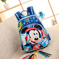 IVI Funny Mickey Waterproof Printing School Bags Violetta Backpack Orthopedic Schoolbag For Girls Mochila Escolar
