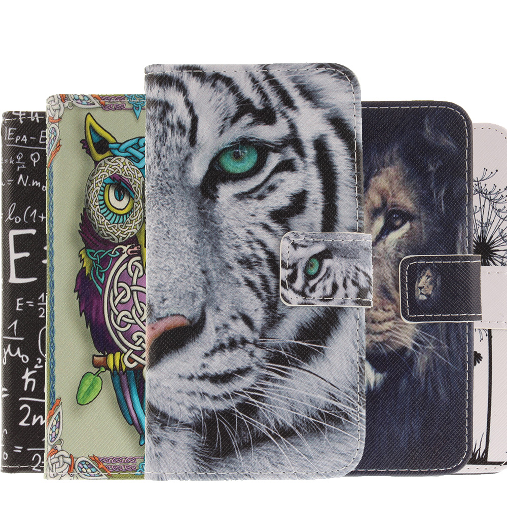 For LG G6 Case Cute LG G6 Owl Flip PU Leather Wallet Case Cover For LG G6 Fundas Coque Carcasa Etui
