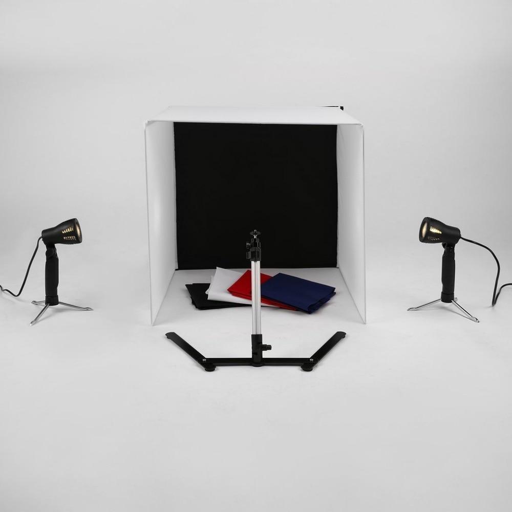 50*50cm Solfbox Camera Photo Studio Box Soft Lighting box Te