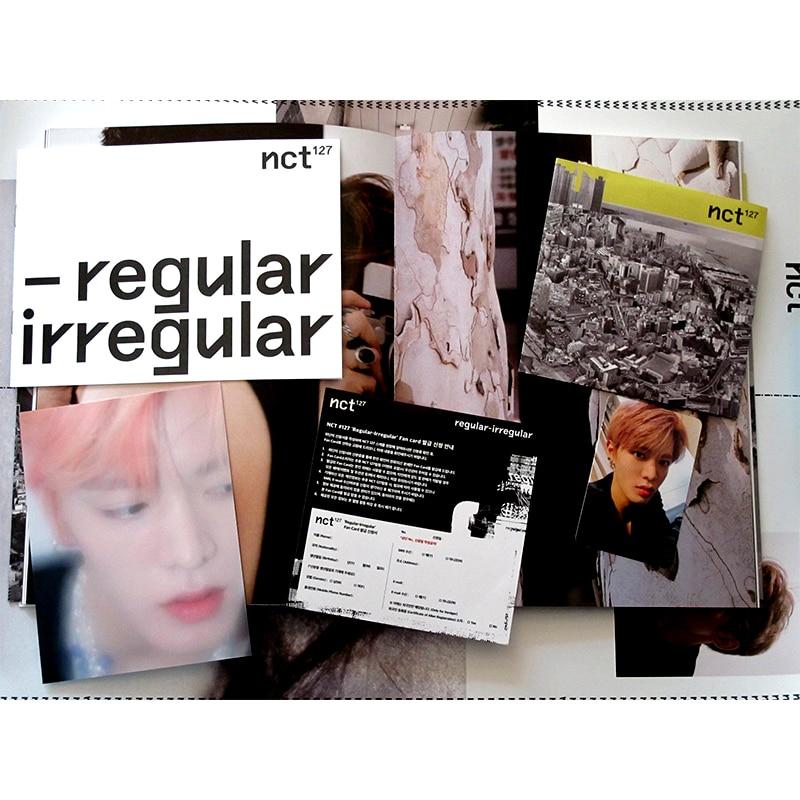 NCT127 1 Regular-Irregular TO+3