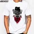 2017 Nueva Moda Hip Hop Hombres Camiseta Del O-cuello Impreso Corto Hombre Camisetas de Algodón de manga Nightclub Ocasional Younth Tees Plus Size MXC0588