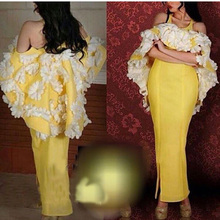 5a68c8f76bc6c Buy short yellow formal dresses and get free shipping on AliExpress.com