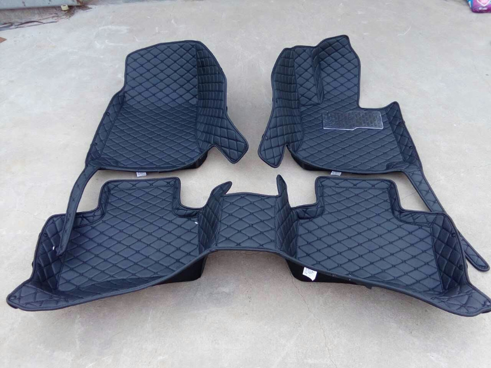 Custom special car floor mats for Right Hand Drive BMW E90