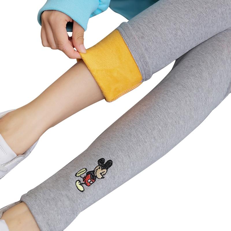 Höst Maternity Kläder Byxor Care Belly Leggings för Gravid Plus Size Solid Hamile Giyim Varma Byxor Gestante