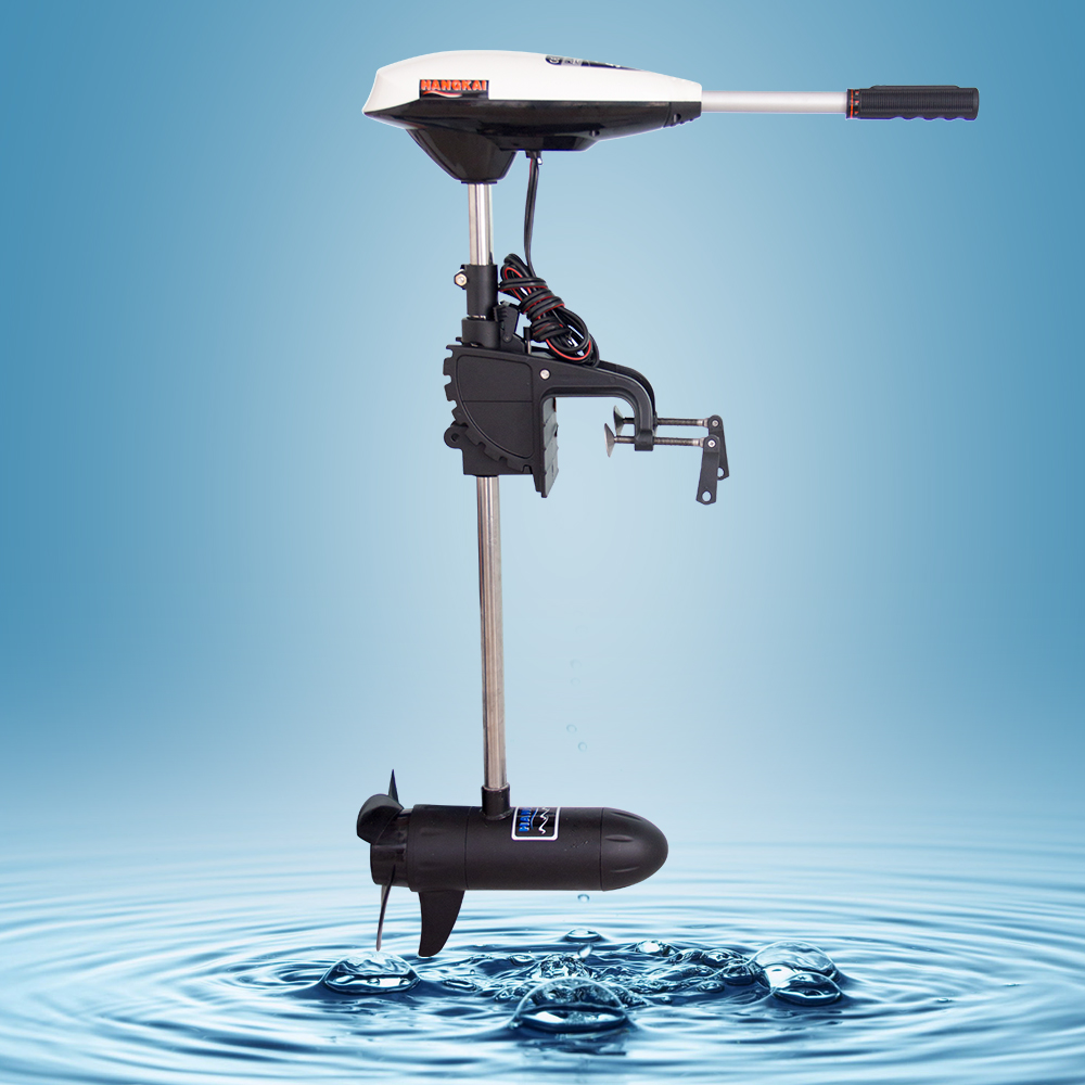 Wholesale facotry price marine 65lbs electric outboard for Electric trolling motor accessories