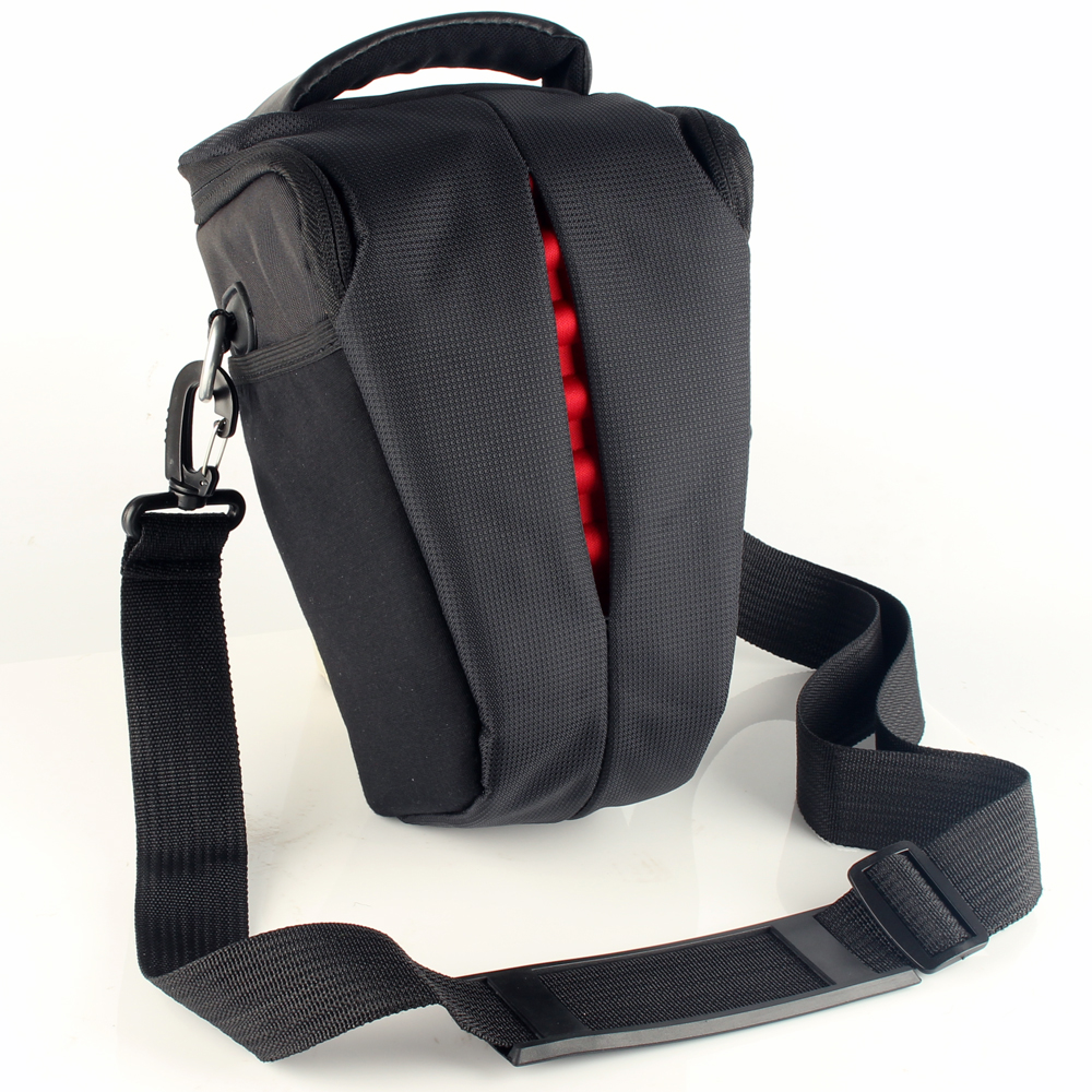 Shockproof DSLR Camera Bag Case For <font><b>Canon</b></font> EOS 200D 1300D 1200D 1100D 760D 750D 700D 600D 6D <font><b>60D</b></font> 70D 100D Shoulder Bag <font><b>Cover</b></font> image