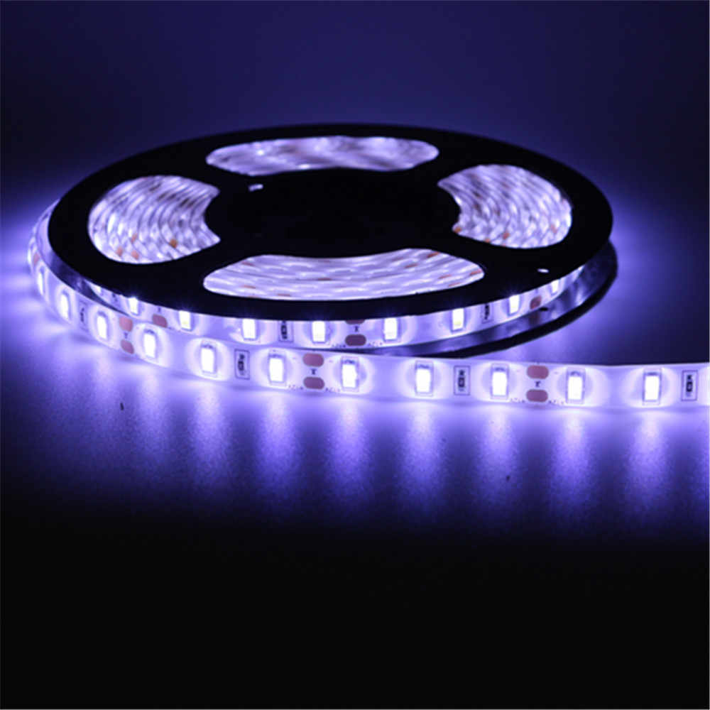 3528 WHITE 12V 5M 120 LEDs//M 600 LED strip 2.1mm SKT