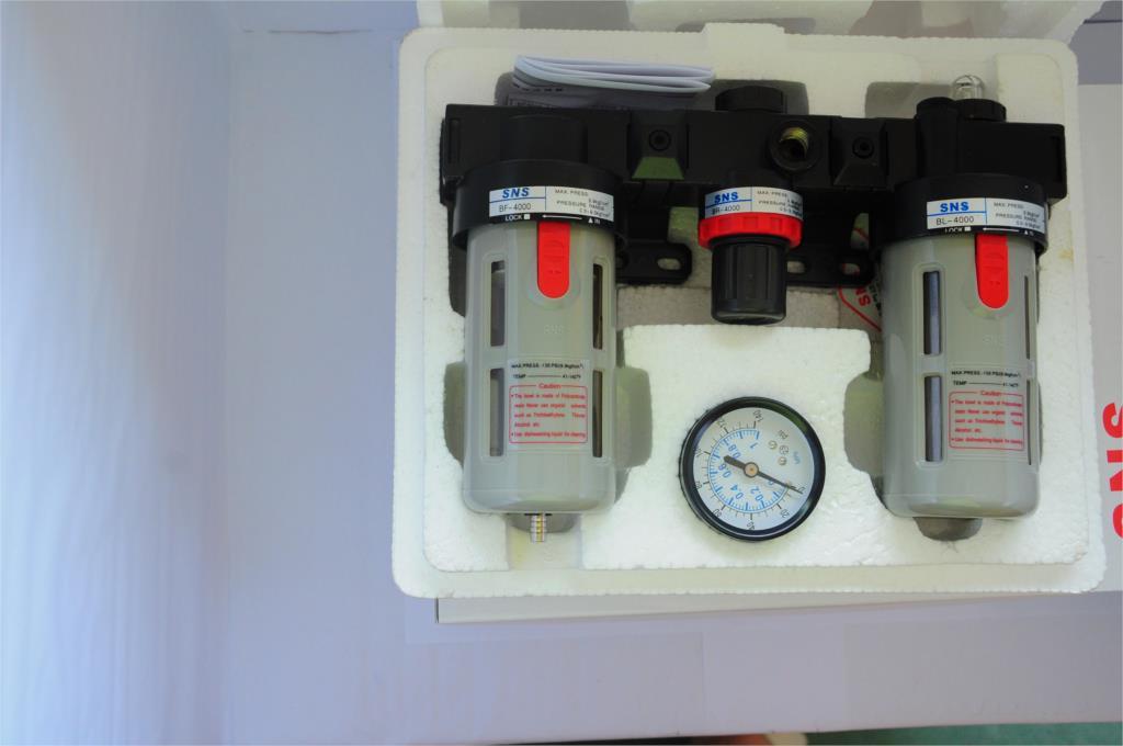 все цены на  SNS Pneumatic FRL air source processor BC4000 1/2