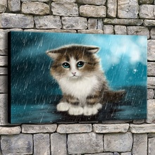 Unduh 63+  Gambar Kartun Kucing Sedih Imut Gratis