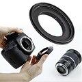 Адаптер для объектива Foleto  макрокольцо заднего вида 49 52 55 58 62 67 72 77 мм для камеры canon eos 500d 600d 700d 5d 6d 7d 60d 70d 5d2 5d3 1d