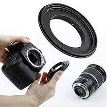 Foleto Lens Adapter Macro Reverse Ring 49 52 55 58 62 67 72 77 Mm Voor Canon Eos Camera 500d 600d 700d 5d 6d 7d 60d 70d 5d2 5d3 1d