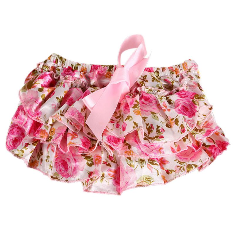 Nappy Covers PP Skirt For Baby Girl Princess Panties Diaper Cover Nappy Shorts Briefs Summer Bottom Pants