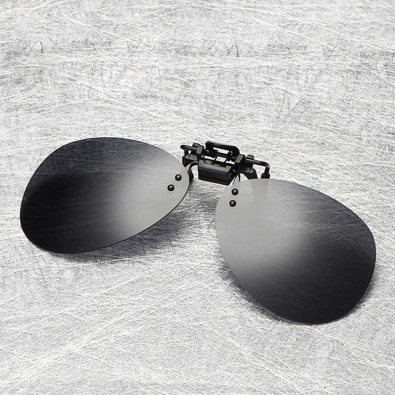 2d22a5970cf Detail Feedback Questions about Polarized Vintage Clip On Flip Up Sunglasses  Men for Myopia Glasses Driving Fishing Eyewear Sun Glasses Women Retro  Outdoor ...