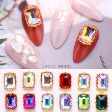 10 шт квадратные украшения для ювелирных изделий