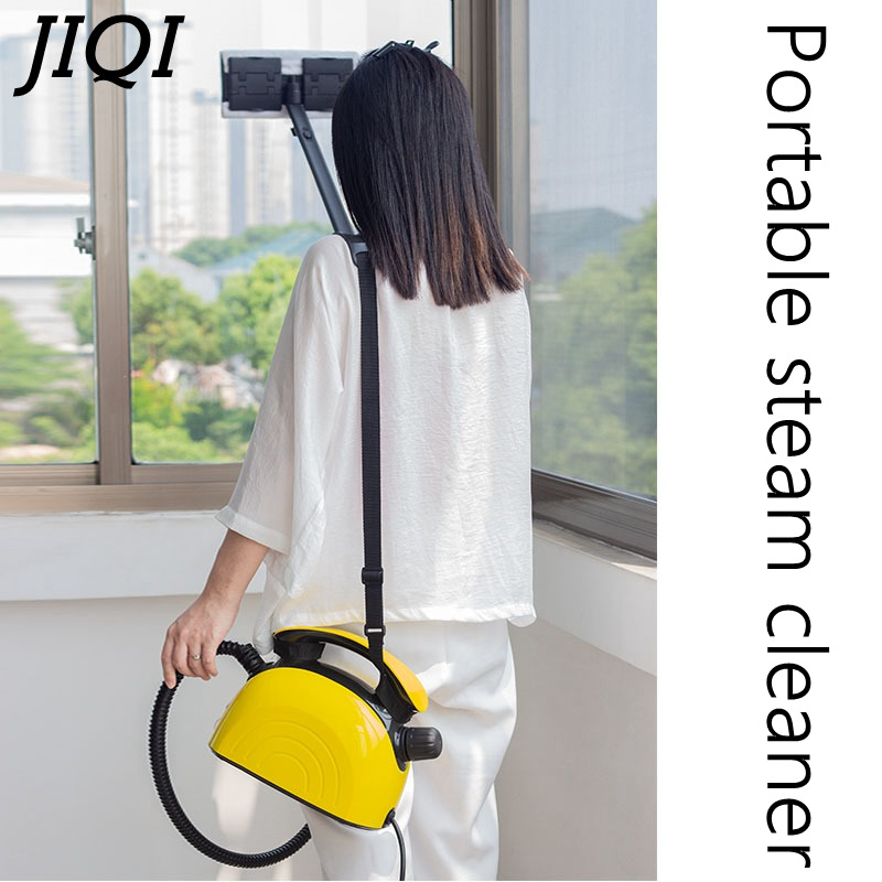 JIQI Portable household steam cleaning machine 110V/220V Multifunctional Kitchen Automotive interior Cleaning and disinfection
