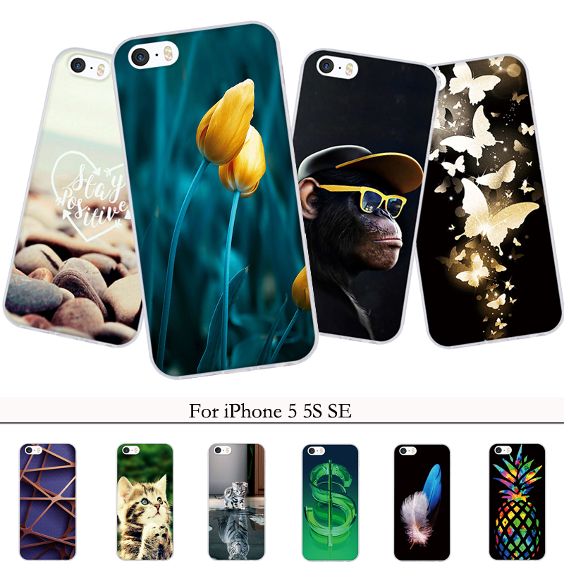 cover iphone 5s 3d