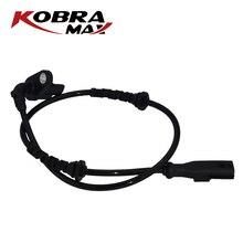 KobraMax Wheel Speed Triscan Sensor for LADA DACIA Logan Sandero Hatchback Saloon 479007380R kobramax front anti roll bar stabiliser bush for dacia renault logan sandero logan ii 2 8200277960