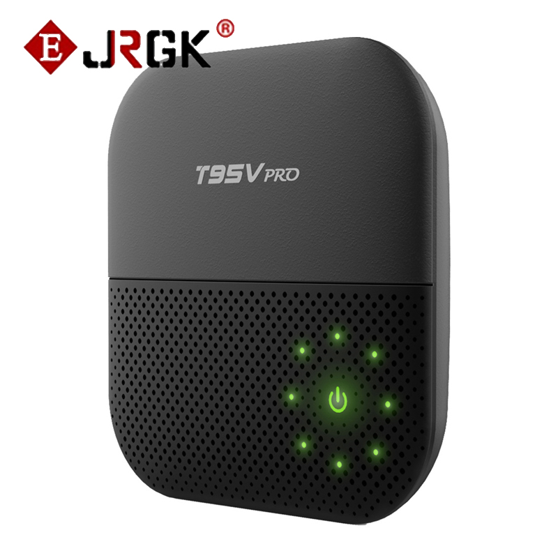 ФОТО T95V PRO Android 6.0 TV Box Amlogic S912 Octa Core 2GB 16GB 4K BT4.0 HDMI 2.0 KODI  WiFi HD Kodi Media Player Set-top box
