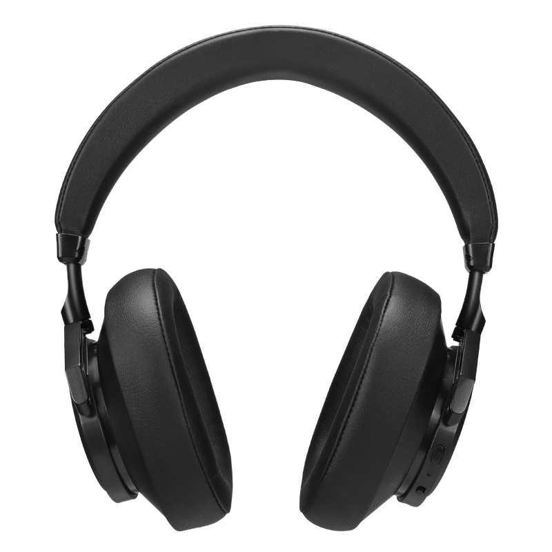 سماعات بلوتوث Bluedio T6S (إصدار سحابي) سماعات رأس لاسلكية بخاصية إلغاء الضوضاء سماعات رأس لاسلكية للهواتف والموسيقى مع خاصية التحكم الصوتي