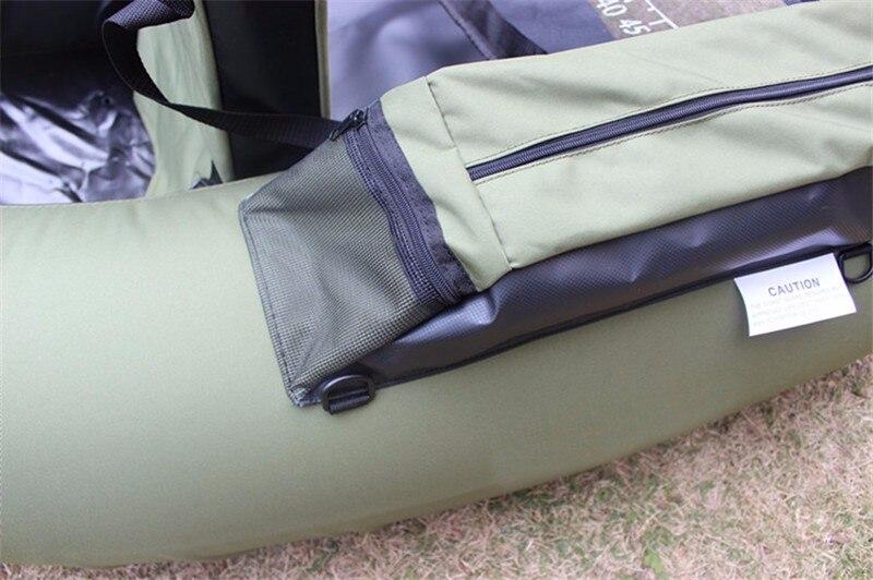 NEW! Professional Inflatable Fishing Catamaran PVC Rubber ...
