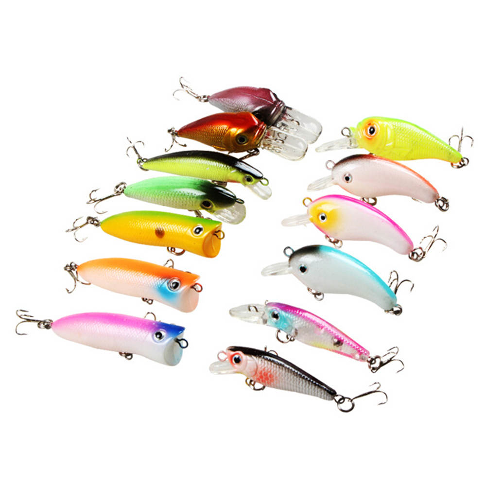 Sales 30Pcs Bionic Wobbler Bass Hand Baits Crankbait Simulation Fishing Lure Mixed Color Sea Lure wldslure 1pc 54g minnow sea fishing crankbait bass hard bait tuna lures wobbler trolling lure treble hook