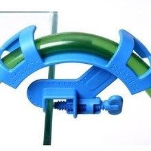 Аквариумная сменная труба фиксирующий Зажим фильтрационный шланг водопроводная труба держатель рыба и водная трубка зажим принадлежности для рыбного садка