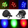 (10 шт./лот) led par dmx dj light 18*3 Вт rgb led wash 54 Вт par led stage light