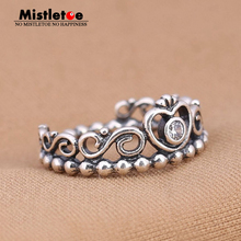 Compatible Silver Ring with