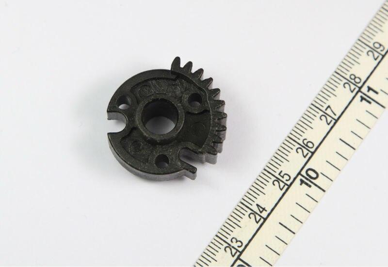 A máquina do bordado de tajima parte a engrenagem efc604010000 da movimentação do lver da tomada-acima