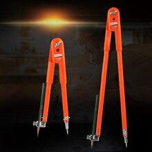 Sotrlo плотник компасы карандаш 90 см или 150 см в диаметре правила Регулируемый Деревообработка компасы маркировки Scribing