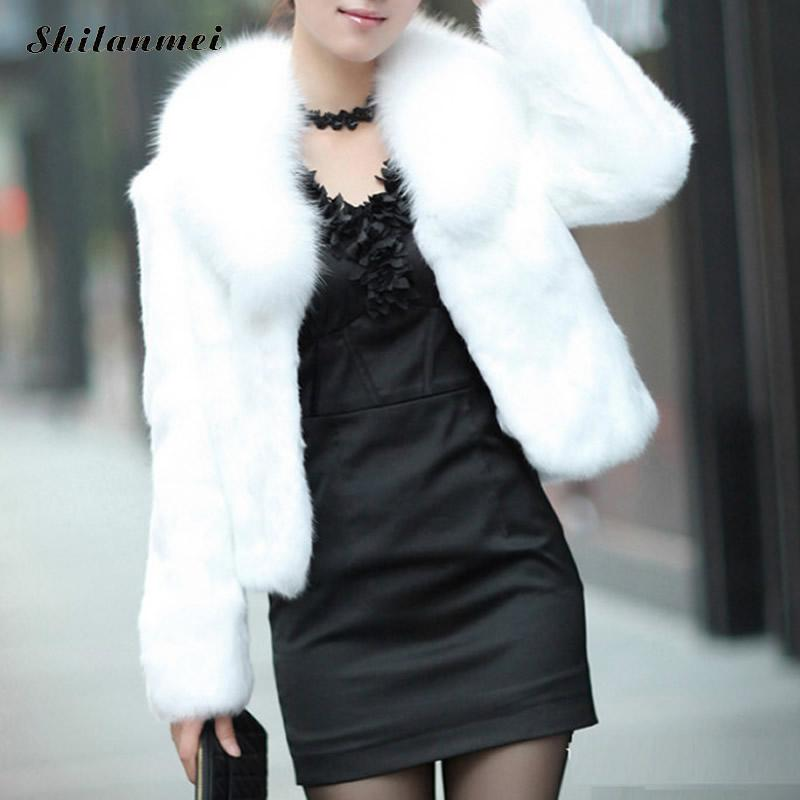 Compare Prices on Short White Fur Coat- Online Shopping/Buy Low ...