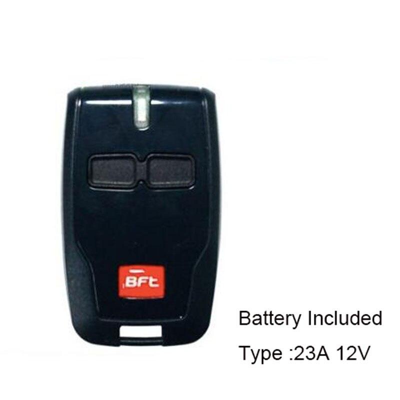 BFT MITTO B RCB02 Garage Door Remote Control Rolling Code 433.92MHz for bft mitto b rcb04 gate door opener hand remote control rolling code 433 92mhz