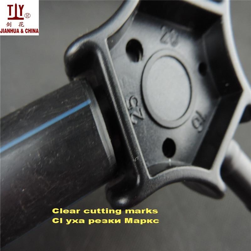 Gorąca sprzedaż 16mm 20mm 25mm PEX-AL Rozwiertak wewnętrzny i - Obrabiarki i akcesoria - Zdjęcie 4