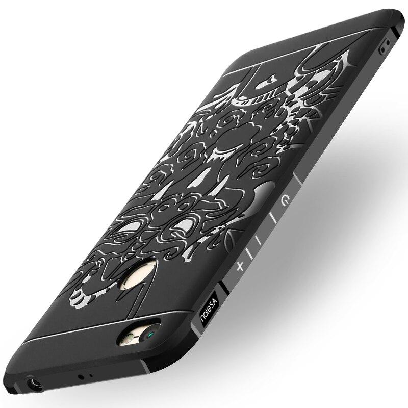 Redmi Note 5A Cas de Haute Qualité De Luxe Doux Givré Silicon Retour couvre 360 Full Protection Couverture Arrière Cas Redmi Note 5A Premier