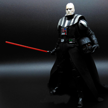 купить Star Wars Story 15cm Jabba Han Solo Maz Anakin Darth Vader Yoda PVC Action Figure Toy Collectible Model Doll Toys For Children дешево