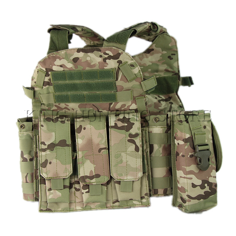 NEW USMC Multicam Camouflage Black Tan Green Tactical Vest Military Airsoft Molle Combat Assault Carrier Vest