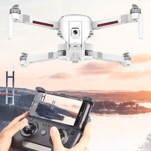 """Image 4 - מתקפל Drone 4K HD מצלמה מחווה צילום ארוך סיבולת מיני מל""""ט אחד מפתח להחזיר"""