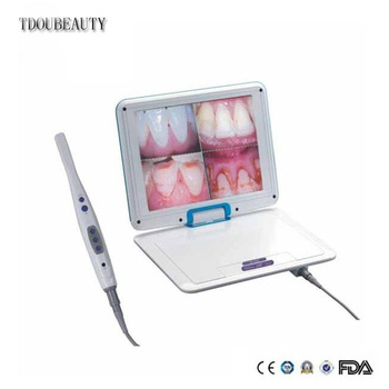 New Design for Portable LED Intraor al/Intra Oral Camera WIFI Endoscope 12.1 inch LCD TDOUBEAUTY-968 Free Shipping