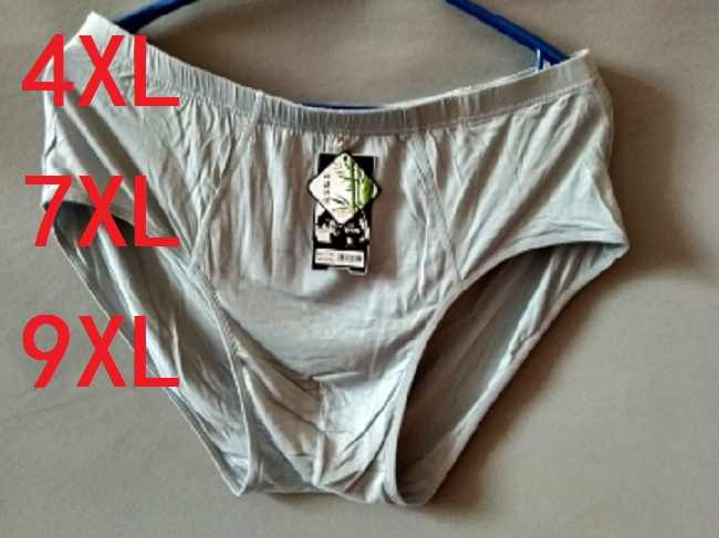 4XL, 7XL, 9XL Männer Unterweist Unterwäsche Männer Sexy Atmungsaktive Kurze Unterhose Herren Slip Unterwäsche Shorts Männlichen Höschen Einzelhandel