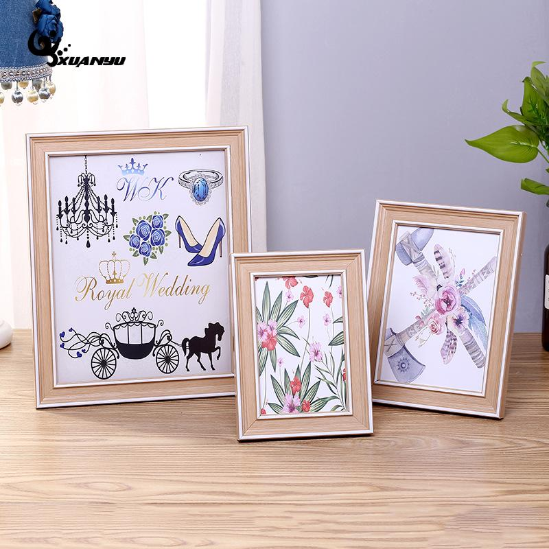 Q Home Decor: Rectangle Photo Frame Picture Frame DIY Photo Holder