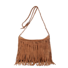 Women Bag Handbags Over Shoulder Crossbody bags for Sling Female tassel hippie 2019 Beach bag